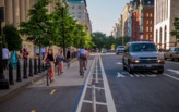 Green Lane Project brings protected bike lanes to six U.S. cities