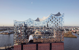 Take a look at Herzog & De Meuron's Elbphilharmonie in Hamburg