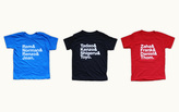 Win a Tiny Modernism 'designer shirt' for your future architects