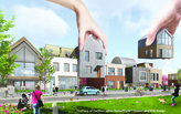 100 renderings of ideas to solve London's housing crisis released