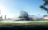 International Olympic Committee Releases First Images of New HQ Designed by 3XN