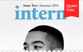 Screen/Print #26: Intern Magazine, interview with Jessica Walsh of Sagmeister & Walsh