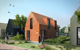 Flatpack homes offer Dutch first-time buyers chance to get on housing ladder