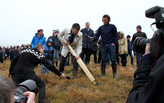 BIGs Marknagil Education Center Breaks Ground on Faroe Islands