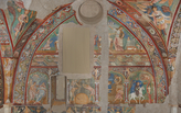 Medieval Frescoes Uncovered and Displayed in Rome