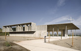 "ShowCase: Shrine of the Virgin of ""La Antigua"" by Otxotorena Arquitectos"