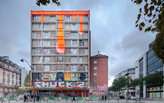 Over 100 urban artists repaint a soon-to-be-demolished tower in Paris