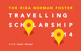 2014 RIBA Norman Foster Travelling Scholarship