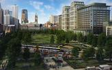 Minneapolis picks architecture finalists for stadium-area park