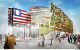 A preview of Biber Architects' USA Pavilion design for Milan Expo 2015
