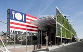 USA Pavilion Expo Milano 2015
