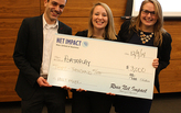 Architecture Students Take First Place in Hult Prize Competition