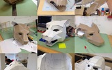 U.Miami Graduate Students use Wintercroft Masks as didactic tools for architecture