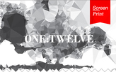 "Screen/Print #13: One:Twelve's ""Black and White"""