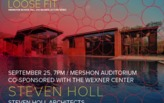 Lecture - Steven Holl