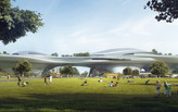 Check out MAD's new designs for the Lucas Museum of Narrative Art