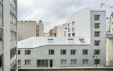 Planchette sheltered housing - AZC - Paris, France