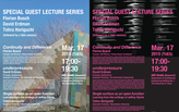 March 17th, 2015: Yokohama Redux - Special Guest Lecture