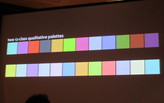 "Live Blog - Robert Simmon, ""Subtleties of Color"" at Bocoup's OpenVis Conf"