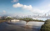London's garden bridge, the saga continues