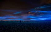 'Waterlicht' by Daan Roosegaarde creates Dutch water awareness