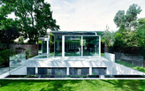 Glass and concrete tread lightly in DSDHA's London 'Covert House'