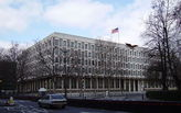 "Debated relocation of U.S. Embassy in London is ""inevitably painful"" for locals"