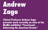 Andrew Zago, School of Architecture Wednesday|Episodes