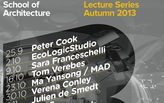 Get Lectured: Bartlett Fall '13