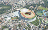 Competition for the New National Stadium in Tokyo