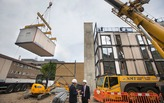 China will build modular housing factories in the UK, aiming to produce 25,000 homes per year