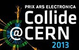 Prix Ars Electronica Collide@CERN Artists Residency Prize