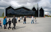 Zaha Hadid-Designed Riverside Museum Wins European Museum of the Year Award 2013