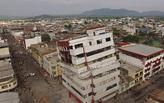 Death toll climbs to 350 after powerful 7.8-magnitude earthquake hits Ecuador
