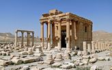 ISIS blows up 2,000-year-old Baalshamin temple in Palmyra