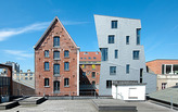 Housing units / Studios for artists Cheval Noir