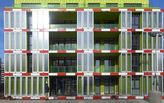 "More details on microalgae façade ""SolarLeaf"", a Zumtobel Group Award 2014 nominee"