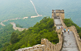 Only 8.2% of the Great Wall of China is in good condition, according to recent study