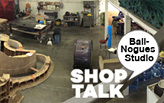 LA Forum Presents: shoptalk with Ball-Nogues Studio