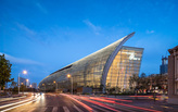 "Kohn Pedersen Fox's Tianjin megastructure ""Riverside 66"" now open to the public"