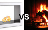 Are Ethanol Fireplaces Worse than Wood-Burning Ones?