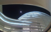 Zaha Hadid opens Galaxy SoHo in Beijing