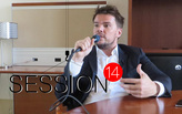 """Session 14: His bjark is BIGger than his bjite – A chat with Bjarke Ingels at the opening of BIG's """"Hot to Cold"""" exhibition"""