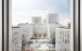 WAA win competition to design 'Am Hirschgarten' in Munich, Germany
