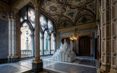 Zaha Hadid's repertoire is a stunning display in Venice's Palazzo Franchetti