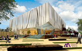 Design for Armenian American Museum in Glendale unveiled