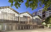 Remodelling of El Ninot Market in Barcelona