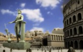 Take a Tour of Ancient Rome, 320 CE