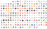 Original 176 emoji join MoMA's permanent collection
