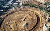 Apple Campus 2 construction: house i-something is building